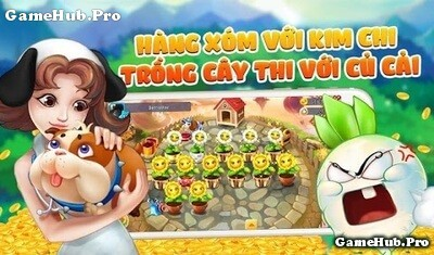 Tải game Puppy Farm - Nuôi thú nông trại cho Android