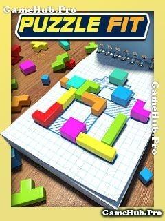 Tải game Puzzle Fit - Ghép nối hình trí tuệ cho Java