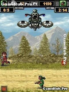 Tải game Secret Police Force DragonFly - Bắn Súng Java