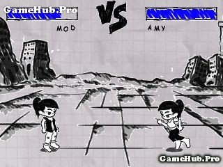 Tải game Sketch Fighter - Chiến đấu Hack Kim Cương Java
