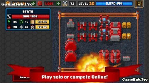 Tải game Super Mechs - Nhập vai Robot Đại Chiến Android