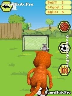 Tải game Talking Cat Mili - Giải trí cùng Mèo Mili Java
