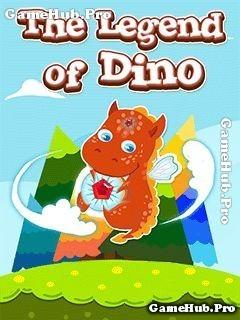 Tải game The Legend of Dino - Rồng Vượt Rừng cho Java