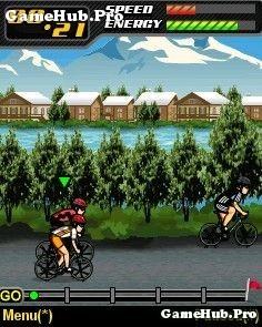 Tải game Titans Of The Track - Đua xe đạp hay cho Java