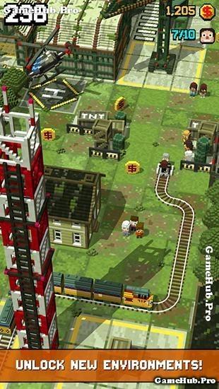Tải game Tracky Train - Trò chơi tàu lửa phiên bản mới
