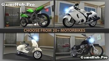 Tải game Traffic Rider - Đua xe tốc độ cực đỉnh Android