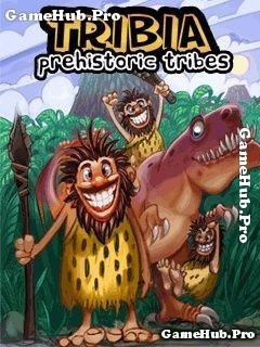 Tải game Tribia Prehistoric Tribes thời kỳ đồ đá cho Java