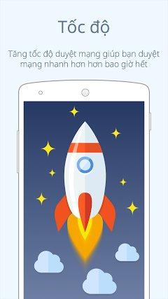 Tải ứng dụng - Duyệt web tốc độ cao an toàn cho android