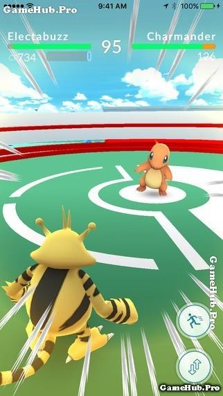 Thủ thuật tăng XP Level nhanh nhất trong game Pokémon GO