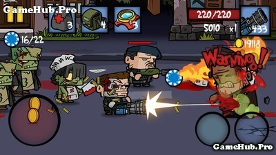 Top game Zombie hay nhất hiện nay cho điện thoại Android