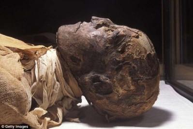 Bí ẩn cái chết của Rameses Đệ Tam vua Pharaoh cuối cùng