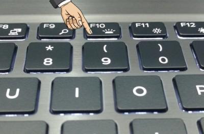 Cách bật đèn bàn phím Laptop Asus, Dell, HP, Macbook