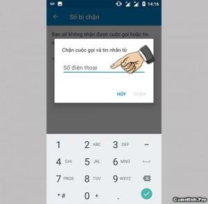Hướng dẫn cách chặn cuộc gọi, tin nhắn trên Nokia 3