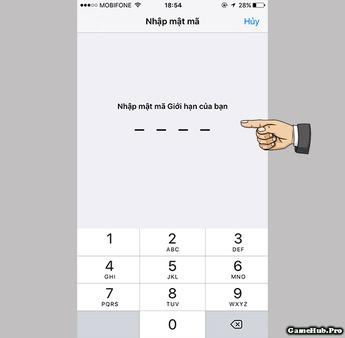 Cách mở mục iCloud bị mờ trong cài đặt của iPhone