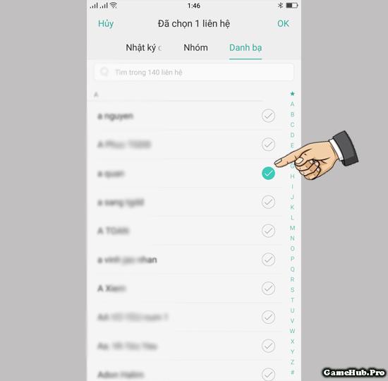 Hướng dẫn chặn cuộc gọi và tin nhắn điện thoại Oppo