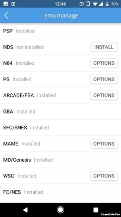 Giả lập game PSP, Nintendo, game thùng trên máy Android