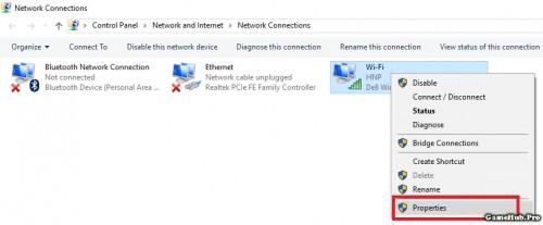 Hướng dẫn sửa lỗi WiFi bị hiện dấu chấm than trên Widows
