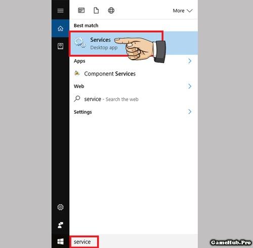 Hướng dẫn tắt Update (Cập nhật) trên Windows 10
