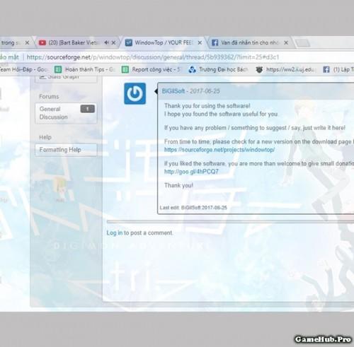Hướng dẫn Mod làm trong suốt cửa sổ trên Windows 10