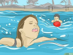 Những lưu ý cần thiết khi nhảy xuống cứu người đuối nước
