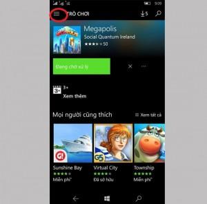 Nguyên nhân và khắc phục lỗi đang chờ xử lý Windows Phone
