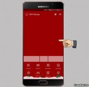 Sử dụng điện thoại làm chuột không dây trên Windows