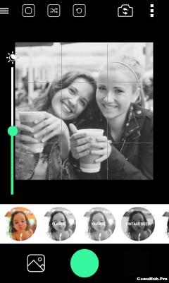 Tải BlackCam Pro - Ứng dụng chụp ảnh đen trắng Android