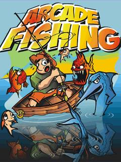 Tải game Arcade Fishing - Câu cá cực thú vị cho Java