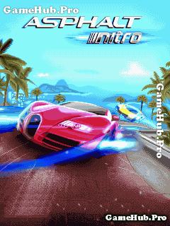 Tải game Asphalt Nitro - Đua xe ấn tượng Hack tiền Java