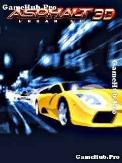 Tải game Asphalt Urban GT 3D - Đường đua tốc độ cho Java