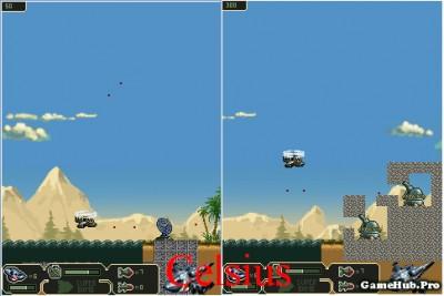 Tải game Black Shark - Trực thăng chiến đấu cho Java