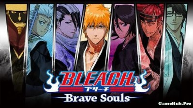 Tải game Bleach Brave Souls - Mod One Hit, Auto, Speed
