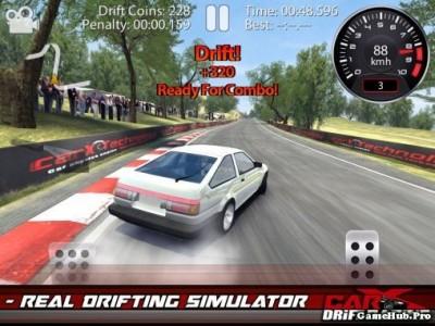 Tải game CarX Drift Racing - Đua xe 3D chất lượng Android