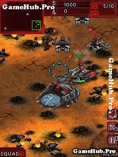 Tải game Command & Conquer 4 - Hack cộng tiền cho Java
