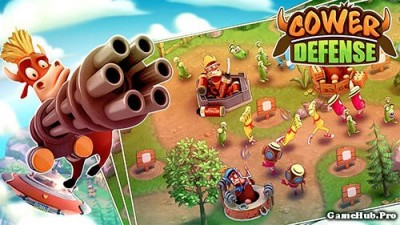 Tải game Cower Defense - Chiến thuật Mod Money Android