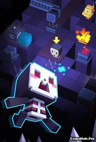 Tải game Cube Critters - Phiêu lưu giải đố cho Android