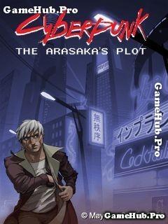Tải game CyberPunk - The Arasaka's Plot hành động Java