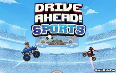 Tải game Drive Ahead Sports - Đua xe Mod Tiền Android