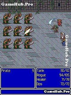 Tải game Final Fantasy - Nhập vai RPG Hack Tiền cho Java