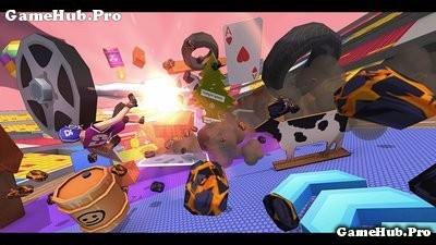 Tải game FootRock 2 - Đội bóng chày phiêu lưu Android