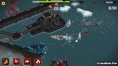 Tải game Fortress Destroyer - Hạm đội chiến đấu Android