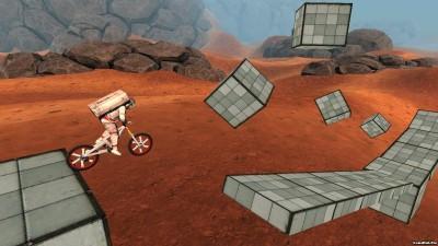 Tải game Galaxy Riders - Đua xe địa hình 3D cho Android