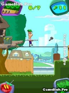 Tải game game Phineas and Ferb - Hành động giải trí Java