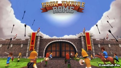 Tải game Grow Empire Rome - Mod Full tiền cho Android