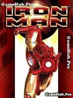 Tải game Iron Man - Bắn súng tiêu diệt kẻ xấu cho Java
