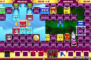 Tải game Lively Cube - Tiêu diệt hình khối cho Java