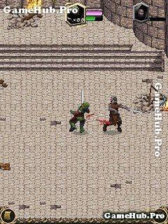 Tải game Lone Wolf - Chiến binh thời Trung Cổ cho Java