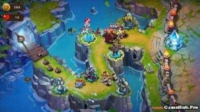 Tải game Magic Rush - Heroes nhập vai cực chất Android