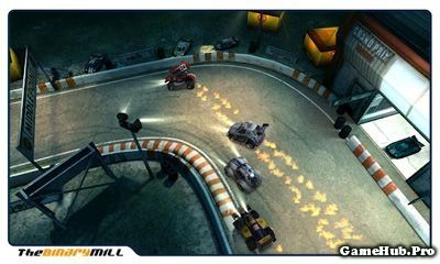 Tải game Mini Motor Racing - Đua xe Hack full Tiền Android