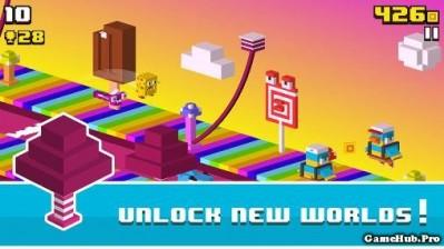 Tải game Monkey Rope - Vượt qua rừng Mod Money Android